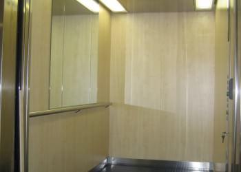 Lynium modernisation et habillage de cabines d for Miroir sur mesure luxembourg
