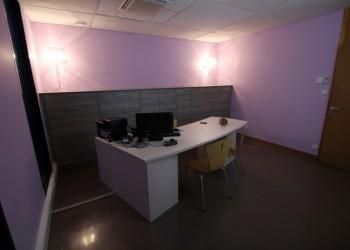 Lynium agencement de cabinets m dicaux salles d 39 attente for Mobilier bureau metz