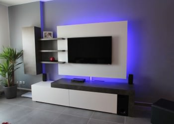 Lynium mobilier design sur mesure architecte interieur for Garde meuble luxembourg