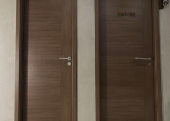 Lynium pose et restauration de portes int rieures sur - Porte d interieur renovation ...