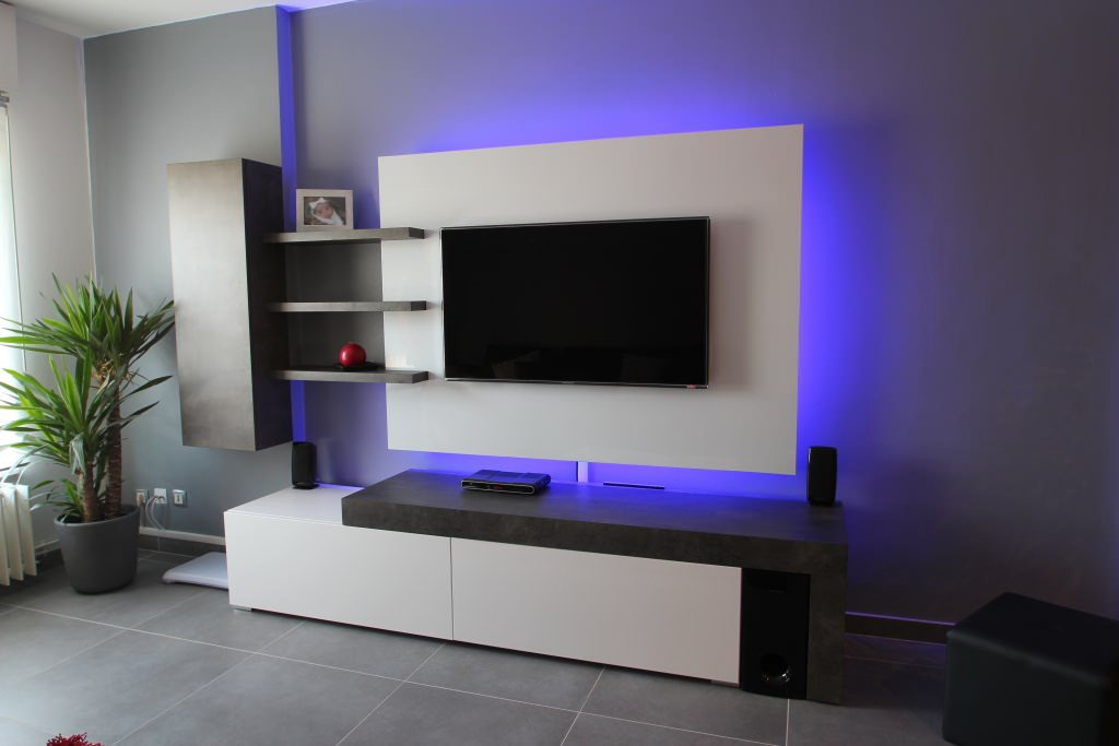 Charmant Mobilier Design Meuble TV Galerie De Photos