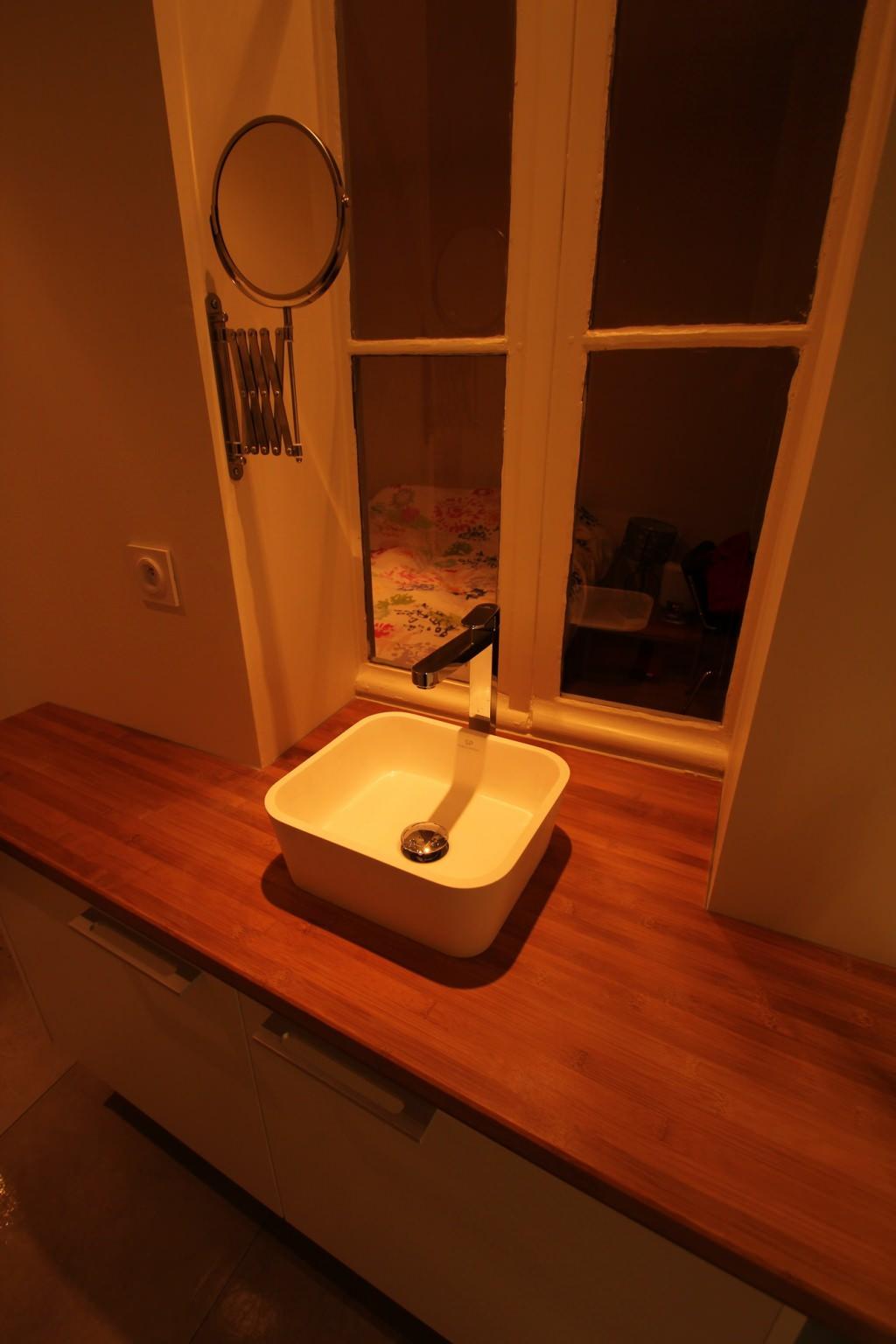 Mobilier sur mesure lynium metz salles - Salle de bain porcelanosa ...